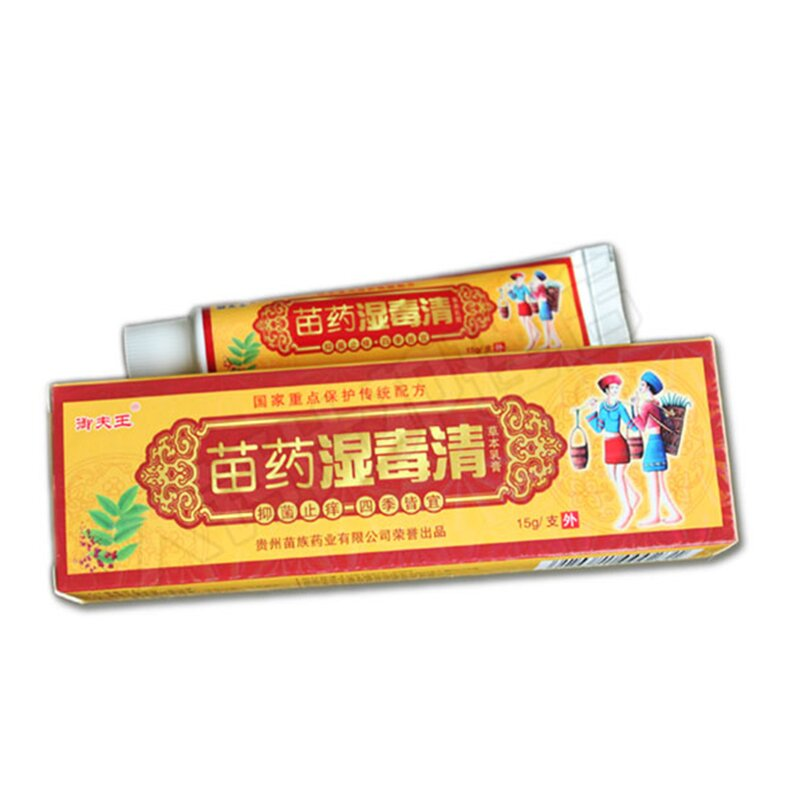 Natural Herbal Chinese Eczema Cream Psoriasis Skin Itching Athlete's Foot Tinea Itchy Skin Disease Creams Chinese Eczema Cream